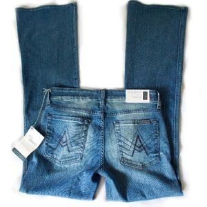 "7 For All Mankind Jeans - 7 FOR ALL MANKIND ""A Pocket Lexie Petite Jeans 27"